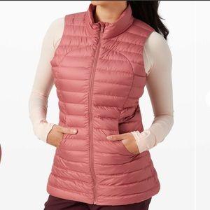 NEW Lululemon Pack It Down Vest (Packable)